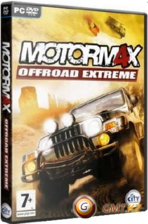MotorM4X: Offroad Extreme (2008/RUS/RePack)
