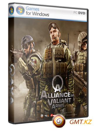 A.V.A - Alliance of Valiant Arms (2012/RUS/ENG/Лицензия)