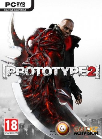Prototype 2 (2012/ENG/Crack by Skidrow)
