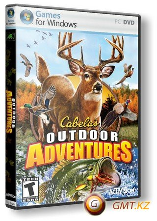 Cabela's Outdoor Adventures (2009/RUS/ENG/RePack)
