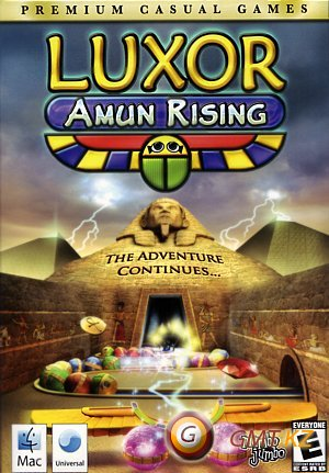 Luxor: Amun Rising HD (2012/ENG /Лицензия)