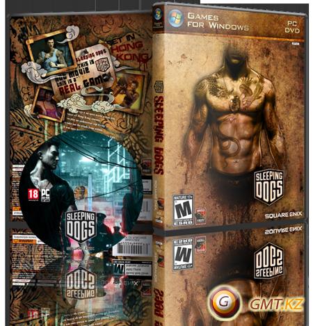 Sleeping Dogs v.1.7 + 19 DLC (2012/RUS/ENG/CHN/RePack от Fenixx)