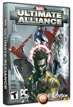 Marvel Ultimate Alliance (2006/RUS/ENG/RePack от R.G.Catalyst)