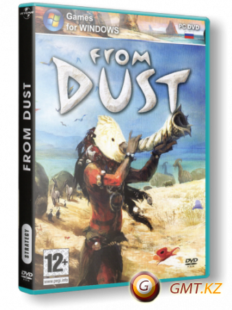From Dust (2011/RUS/ENG/RePack от R.G. Механики)