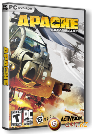 Apache:Air Assault (2010/RUS/RePack от Spieler)