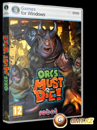 Orcs Must Die!: Dilogy (2011-2012/RUS/ENG/RePack от R.G.Catalyst)