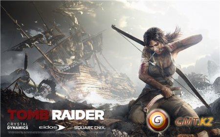 Tomb Raider (2012/RUS/HD/Трейлер)