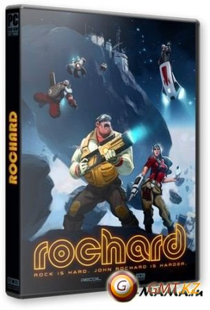 Rochard (2011/RUS/ENG/RePack от R.G.Catalyst)