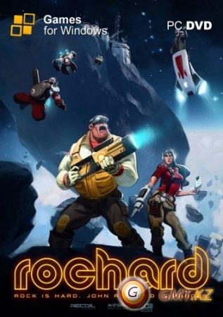 Rochard (2011/RUS/ENG/Steam-Rip от R.G. Origins)
