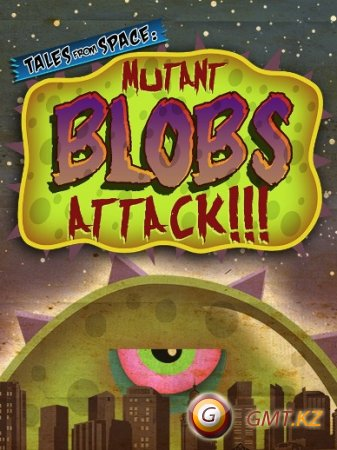 Tales from Space: Mutant Blobs Attack (2012/ENG/Лицензия)