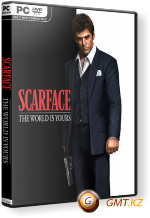 Scarface: The World Is Yours (2006/RUS/ENG/RePack от R.G.Origami)