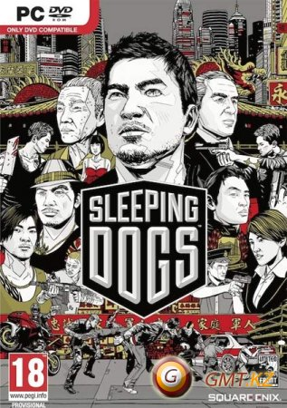 Sleeping Dogs (2012/RUS/ENG/Crack by 3DM)