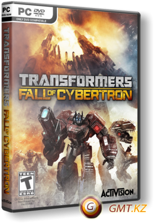 Transformers: Fall of Cybertron (2012/Профессиональный/Текст)