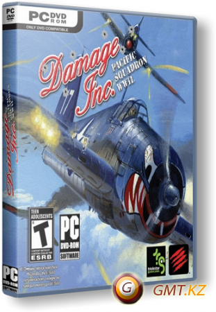 Damage Inc.Pacidic Squadron WWII (2012/ENG/RePack от SEYTER)