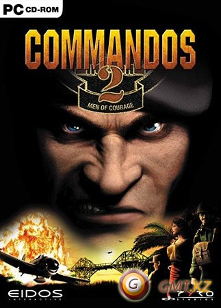 Commandos Gold Edition (1998-2006/RUS/RePack от R.G. Механики)