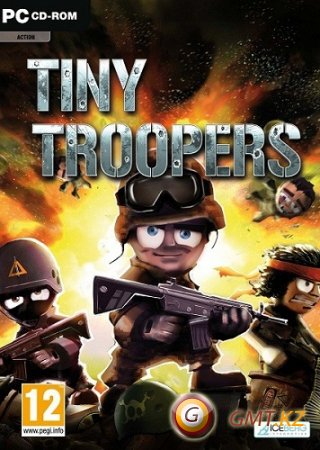 Tiny Troopers(2012/ENG/Лицензия)