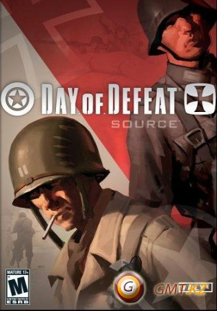 Day of Defeat Source Patch v1.0.0.43 + Автообновление (2012)