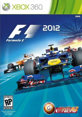 F1 2012 (2012/Region Free/ENG/LT+2.0)