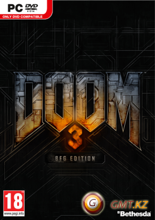 Doom 3 BFG Edition (2012/HDRip/Трейлер)