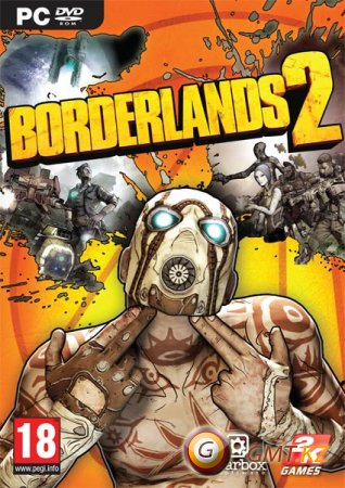 Borderlands 2 v 1.0 (2012/ENG/CRACK by 3DM)