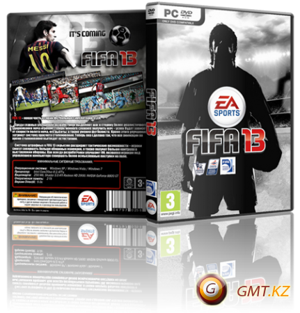 FIFA 13 v.1.7.0.0 (2012/RUS/ENG/RePack от R.G. Revenants)