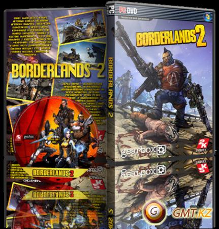 Borderlands 2 v 1.0.35.4705 + 1 DLC (2012/RUS/ENG/Repack от Fenixx)