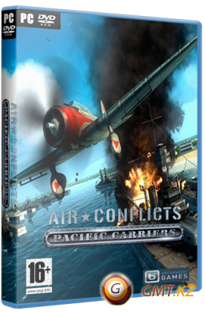 Air Conflicts: Pacific Carriers (2012/RUS/ENG/RePack от Fenixx)