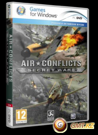 Air Conflicts: Secret Wars (2011/RUS/RePack от Fenixx)