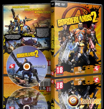 Borderlands 2 v.1.8.0 + DLC (2012/RUS/ENG/RePack от R.G. Механики)