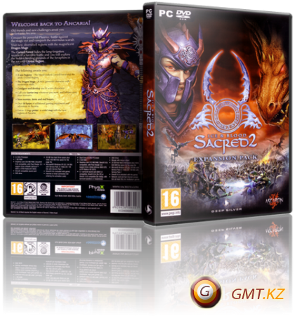 Sacred 2 Gold Fallen Angel + Ice And Blood (2010/RUS/RePack от Fenixx)