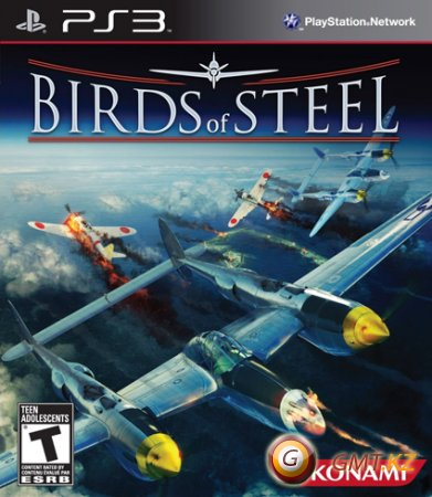 Birds Of Steel (2012/RUS/FULL/3.41/3.55)