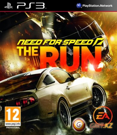 Need for Speed: The Run (2011/RUS/FULL/3.55 kmeaw или True Blue)