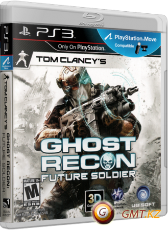 Tom Clancy's Ghost Recon: Future Soldier (2012/ENG/USA/3.55/Move)