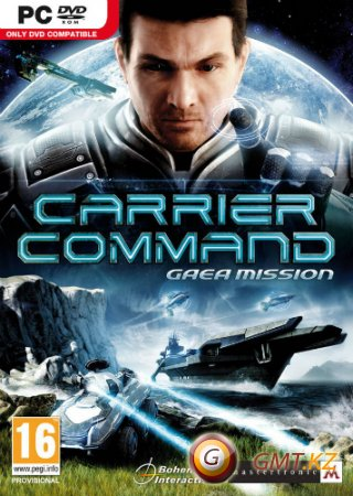 Carrier Command: Gaea Mission (2012/RUS/ENG/Лицензия)