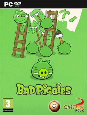 Bad Piggies (2012/RUS/Лицензия)