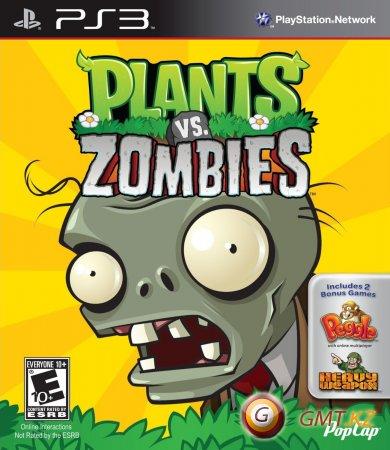 Plants vs. Zombies(2011/ENG/Лицензия)