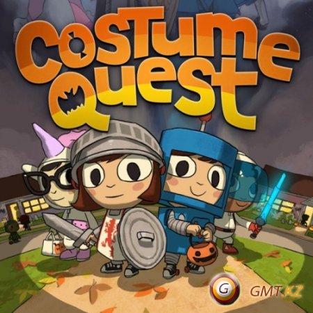 Costume Quest ( 2010/ENG/Лицензия)