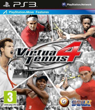 Virtua Tennis 4 (2011/ENG/EUR)