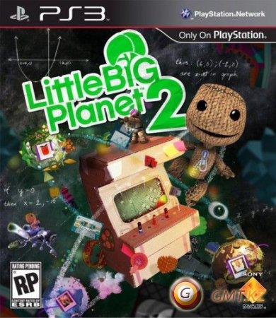 Little Big Planet 2 (2011/RUS/ENG/FULL)