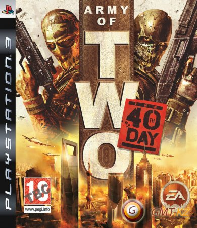 Army of Two (2011/ENG/FULL)