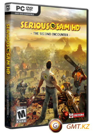 Serious Sam HD: The Second Encounter (2010/RUS/ENG/RePack от R.G. ReCoding)