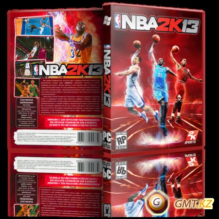 NBA 2K13 (2012/ENG/RePack от =Чувак=)