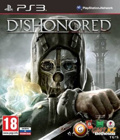 Dishonored (2012/ENG/FULL/PS3)