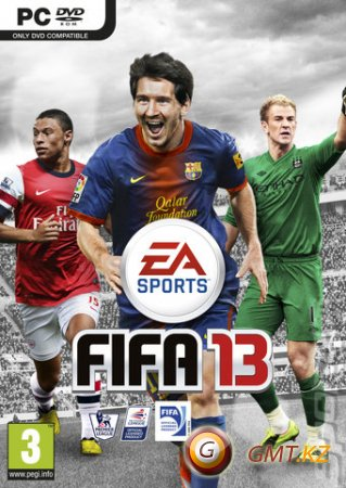 FIFA 13 (2012/RUS/ENG/Crack by RELOADED)