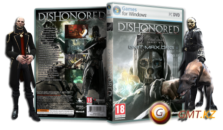 Dishonored Game of the Year Edition (2012/RUS/ENG/RePack от R.G. Механики)