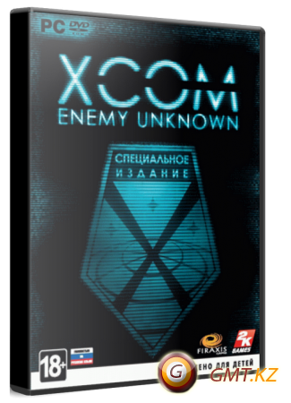 XCOM: Enemy Unknown The Complete Edition (2012/RUS/ENG/MULTi8/Лицензия)