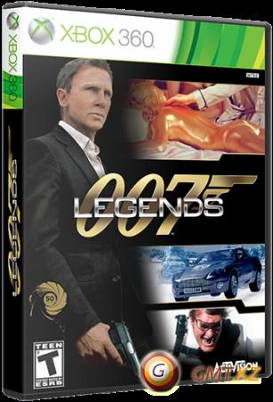 James Bond 007: Legends LT+2.0 (2012/ENG/LT+2.0/XGD3/Region Free)