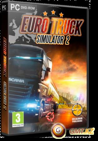 Euro Truck Simulator 2 v.1.40.3.3s + DLC (2012/RUS/ENG/UKR/Steam-Rip)