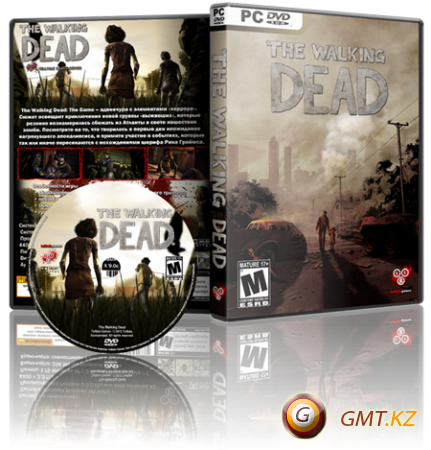 The Walking Dead Gold Edition (2012/RUS/ENG/RePack от Fenixx)