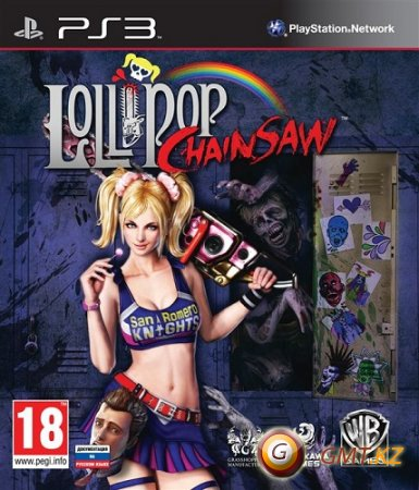 Lollipop Chainsaw (2012/ENG/FULL)